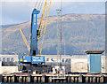J3575 : Mobile crane, Belfast harbour (February 2015) by Albert Bridge