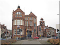 SO9084 : Former library and technical institute, Stourbridge  by Stephen Craven
