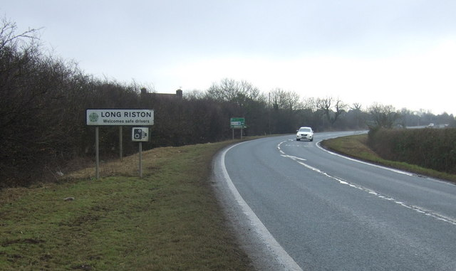 Sweeping into Long Riston