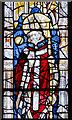 SE6051 : Detail, St Martin window, St Martin le Grand, York by Julian P Guffogg