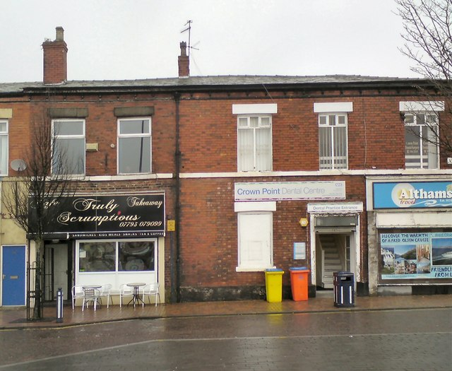 Shops on Victoria Street