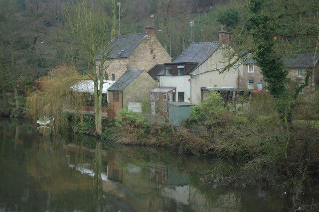 River Derwent, Milford