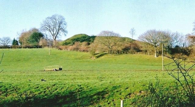 Castle Twts Hergest Kington