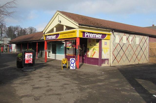 Croesy Stores, Croesyceiliog, Cwmbran