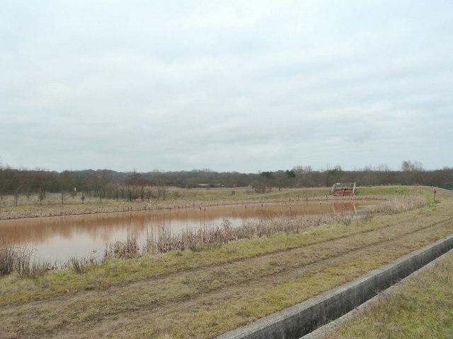 Aspull Sough Minewater Treatment Plant
