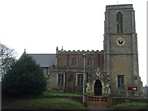 TA0936 : St Peter's Church, Wawne by JThomas