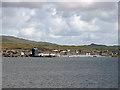 NR3645 : Approaching Port Eilein by William Starkey