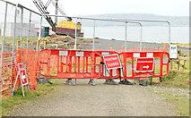 J4482 : Coastal path improvements, Helen's Bay - February 2015(3) by Albert Bridge