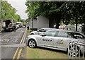 SE3054 : Tour de France preparations, Harrogate by Derek Harper