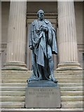 SJ3490 : Statue of the Earl of Beaconsfield by Philip Halling