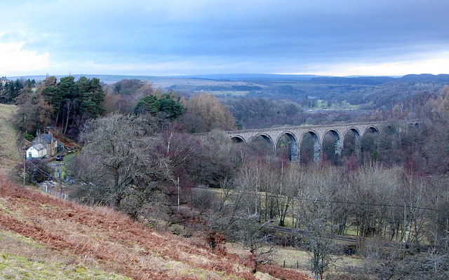 Lambley Station & Viaduct