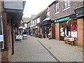TQ5909 : St Mary's Walk, Hailsham by Paul Gillett