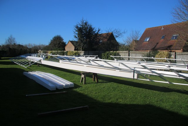 New mill sails