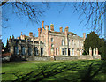 TG1602 : Ketteringham Hall (south facade) by Evelyn Simak