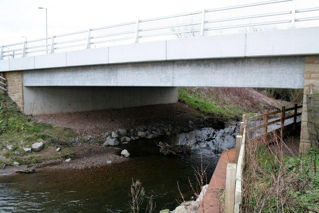 Five Fords bridge ( A5156 )
