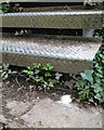 SP3065 : Steps between Riverside Walk and the canal, Warwick by Robin Stott
