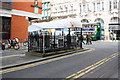 SJ8497 : Entrance to underground public conveniences, Great Bridgewater Street by Roger Templeman