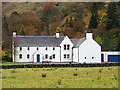 NN0448 : House at Glenure by Trevor Littlewood
