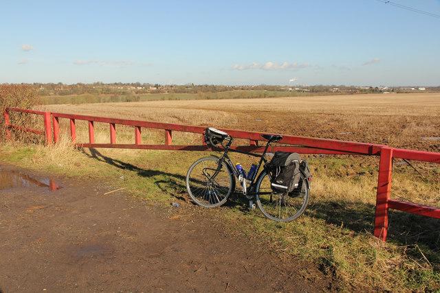 View towards Tuxford
