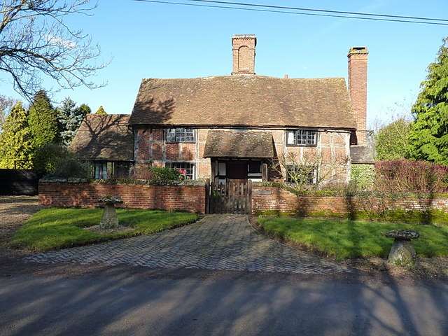 Walsal End farmhouse