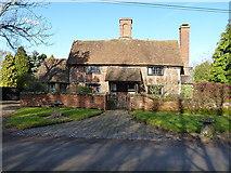 SP2079 : Walsal End farmhouse by Richard Law