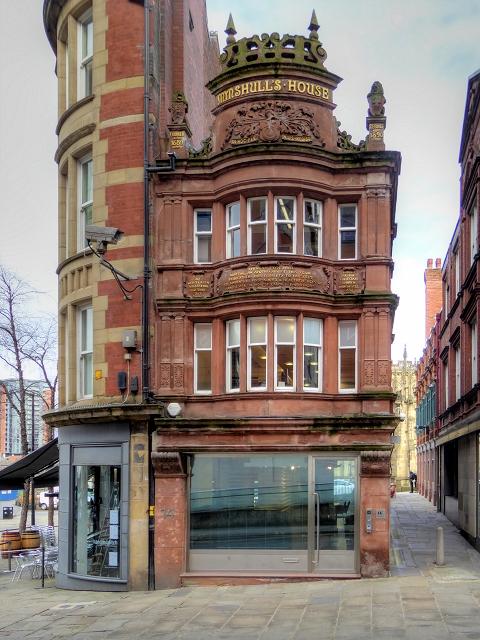 Mynshull's House, Manchester