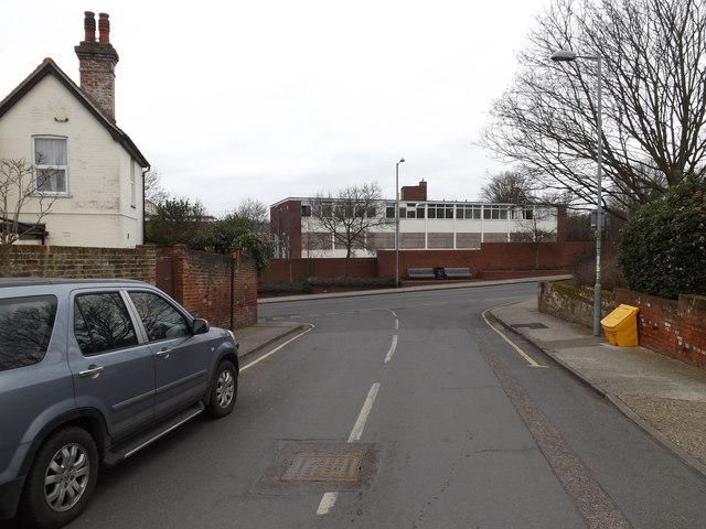 Belle Vue Road, Ipswich