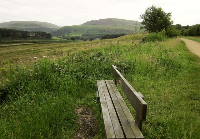 Longdendale Trail near Torside car park
