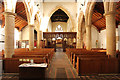 SK7267 : St.Michael's nave by Richard Croft