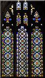 SE5951 : Stained glass window, Holy Trinity, Micklegate, York by Julian P Guffogg