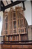 SE5951 : Organ, Holy Trinity church, Micklegate, York by Julian P Guffogg
