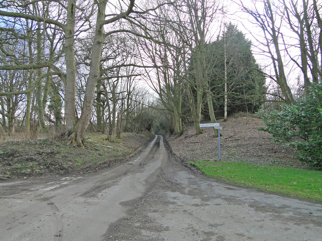 Knight's Road and Mill Lane junction