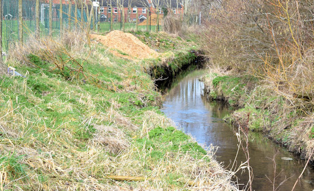 Knock River works, Belfast - February 2015(1)