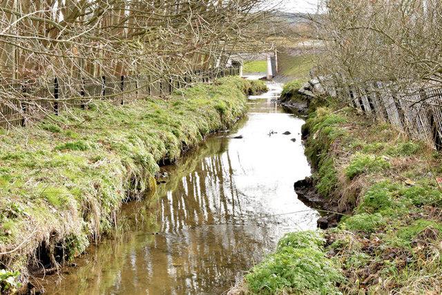Knock River works, Belfast - February 2015(2)