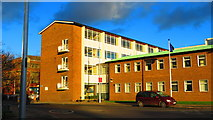 SP3378 : Offices, Coventry Central Police Station by John Brightley