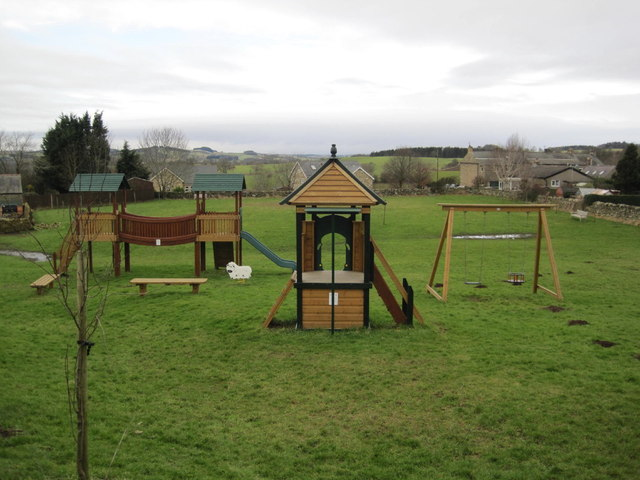 New Play Area, Gunnerton