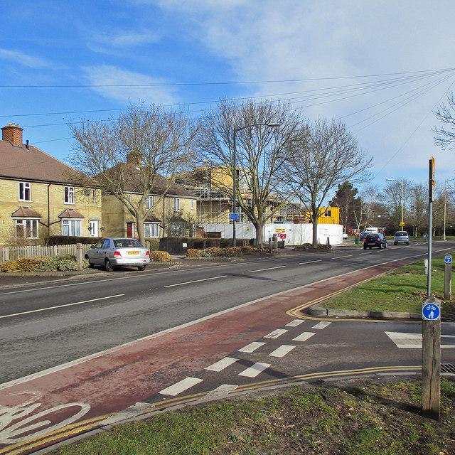 Brooks Road in February