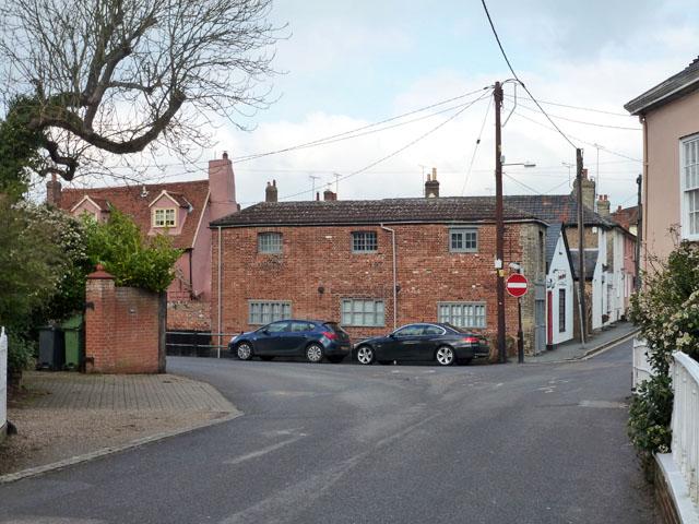 12 Bridge Street, Coggeshall by Robin Webster