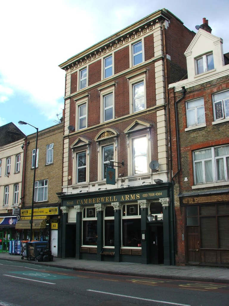 Camberwell Arms best pubs in South London