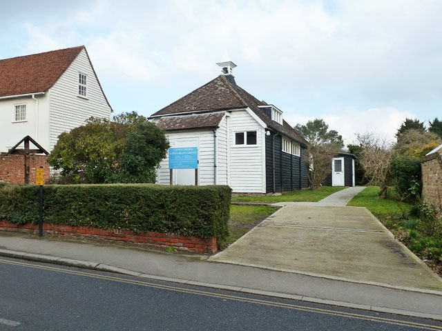 Roman Catholic church, Coggeshall