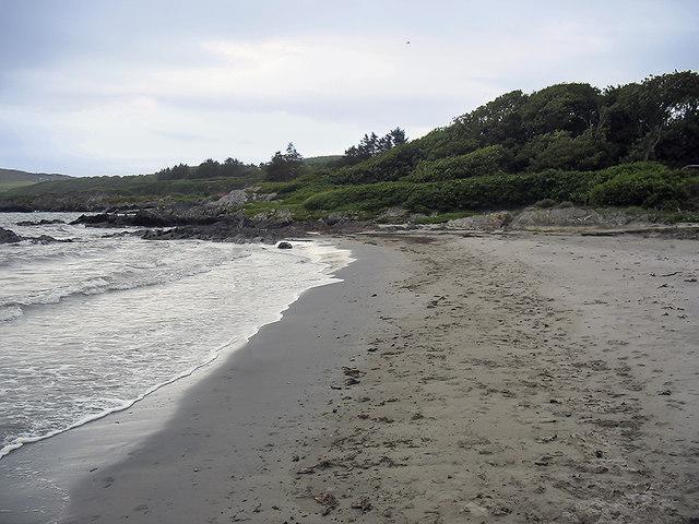 Beach near Imeraval