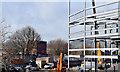 J3272 : The new South Stand, Windsor Park, Belfast (February 2015) by Albert Bridge
