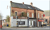 J3273 : Vacant buildings, Donegall Road, Belfast (February 2015) by Albert Bridge