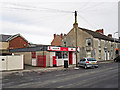 NY3868 : Longtown Post Office by Rose and Trev Clough