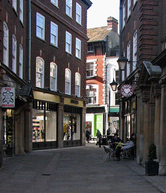 In Sussex Street