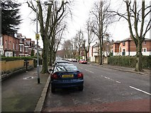 J3472 : View west along South Parade by Eric Jones