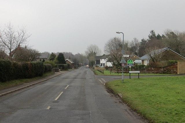 B5307. Thurstonfield