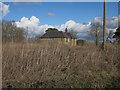 TL2288 : Disused farm house, New Decoy Farm by Hugh Venables