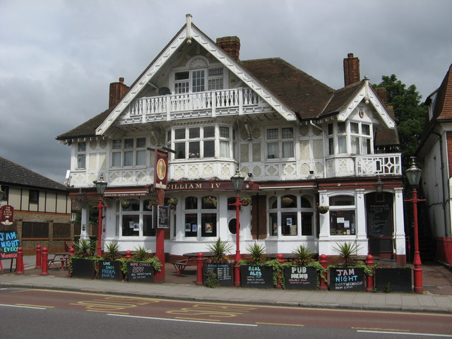 William IV, Croydon Road, Elmers End