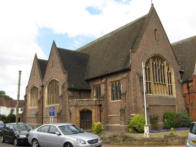 St James's Church, Elmers End